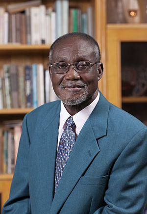 Obed Asamoah - Picture of Dr. Obed Yao Asamoah