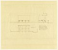 Drawing, Andirons, Living Room Fireplace, Henry J. Allen Residence, Wichita, Kansas, 1917 (CH 18800271).jpg