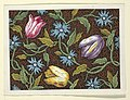 Drawing, Floral design for printed textiles, 1800–1818 (CH 18419469).jpg