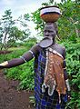 Dress Mursi Tribe, Omo Valley (10884261745).jpg