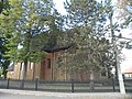 Drewniany kościół parafialny Wniebowzięcia NMP Grabie , Małopolska 2.jpg