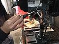 Drilling a hole in a jade key fob.jpg