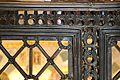Duomo di aachen, grate carolinge dei matronei, 04.jpg