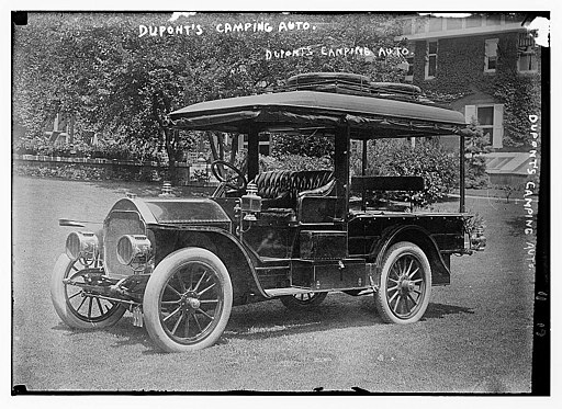 Dupont's camping auto LOC 2163537418