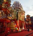 Durga Puja Pandal - Tridhara Sammilani - Manohar Pukur Road - Kolkata 2014-10-02 9058-9059.TIF