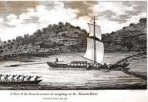 Wood Creek - Image: Durham Boat Mohawk R