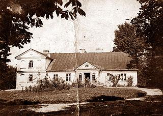 Brzozówka, Rawa County Village in Łódź, Poland