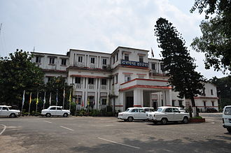 Central Coalfields - Darbhanga House, Headquarters of Central Coalfields Limited (CCL), Ranchi, Jharkhand