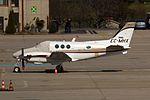 EC-MHX Beechcraft King Air VGO.jpg