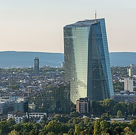 ECB headquarters, Frankfurt 140827 1.jpg