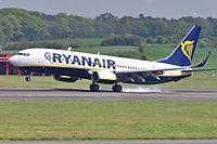 EI-EBV - B738 - Ryanair