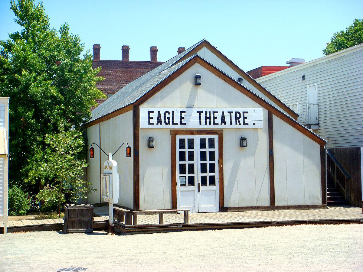Eagle Theatre Sacramento California Wikipedia