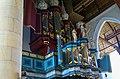 Edam - Grote Kerk - View NW on Barent Smit Organ 1663.jpg