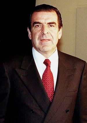 Eduardo Frei Ruiz-Tagle - Image: Eduardo Frei 1998 (recorte)