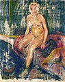 Edvard Munch - Seated Nude and Grotesque Mask.jpg