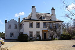 Edward Jenner Museum, The Chantry, Church Lane, Berkeley, England-9March2010.jpg