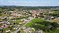 Eggersdorf bei Graz - Ortsansicht.JPG