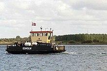 Egholm (Limfjorden) - Wikipedia, den frie encyklopædi