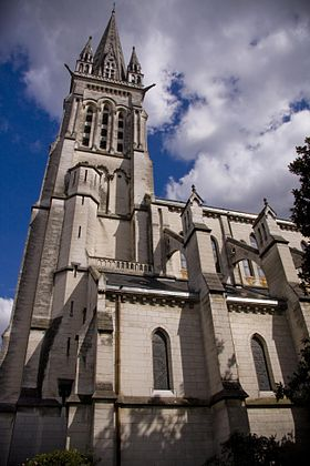 Image illustrative de l'article Église Saint-Martin (Pau)