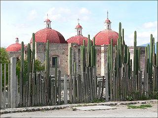 San Pablo Villa de Mitla Town & Municipality in Oaxaca, Mexico