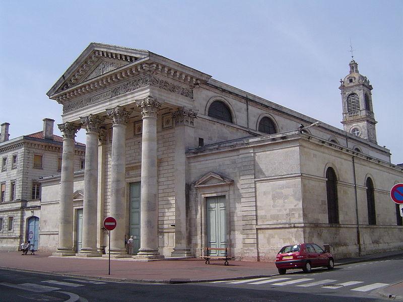 Eglise Saint-Louis de Rochefort