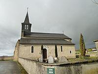 Eglise d'Arrien (Pyrénées-Atlantiques) vue 3.JPG