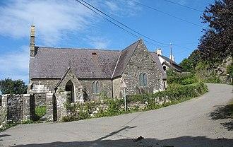 St Dona's Church, Llanddona - Image: Eglwys St Dona Church, Llanddona geograph.org.uk 937590