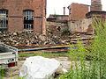 Ehemalige Brauerei Genthin beim Abriss.JPG