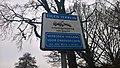 Eigen terrein exclusive parking sign, Winschoten (2017).jpg