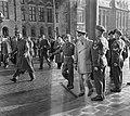 Eisenhower arriveert te Rotterdam om het commando over Canadese troepen die met , Bestanddeelnr 904-8606.jpg