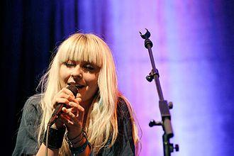 Eivør Pálsdóttir - Eivør Pálsdóttir, Moers festival 2009