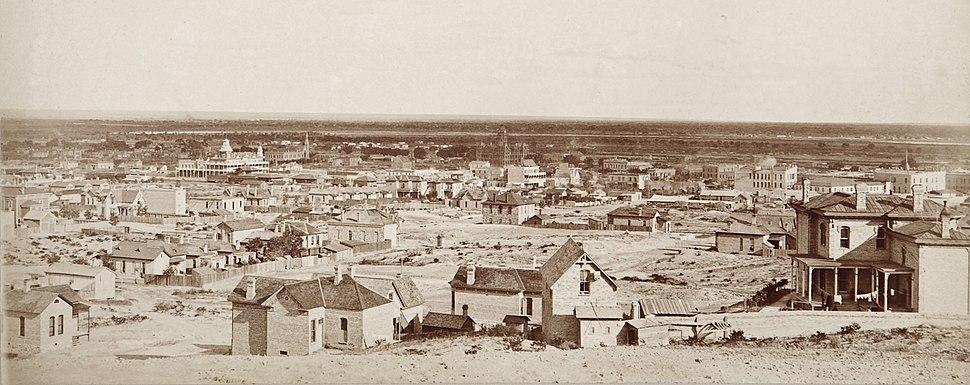 El Paso c1880