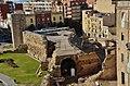 El circ Romà i la Torre de Carles V, de les Monges o de Miramar, Tarragona.jpg