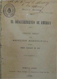 El descubrimiento de America - Meliton Alfonso.pdf