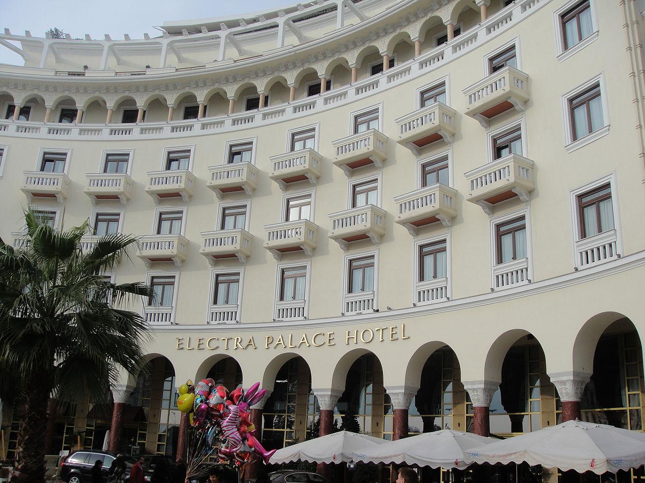 Electra Palace Hotel Thebaloniki