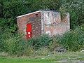 Electrical substation, Church Road, Garston.jpg