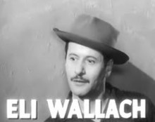 eli wallach old