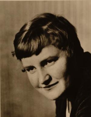 Elizabeth McCausland - Elizabeth McCausland, ca. 1935