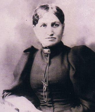 Women's suffrage in New Zealand - Image: Elizabeth Yates, New Zealand