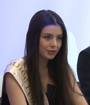 Miss Russia - Elmira Abdrazakova Miss Russia 2013