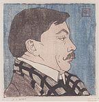 Huecograbado sur bois de fil en couleur, 18,2 x 18,5 cm, 1903