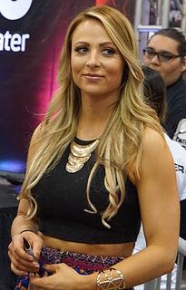 Emma (wrestler) Australian professional wrestler