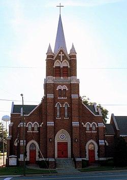 Emmanuel Lutheran Church, 216 S. Aspen Street, Lincolnton, NC.jpg