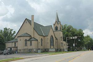 Westfield, Wisconsin - Emmanuel Lutheran Church