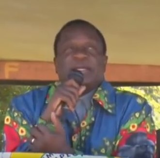 Vice-President of Zimbabwe - Image: Emmerson Mnangagwa