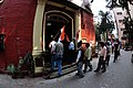 Employees Agitation - Central Headquarters - Geological Survey of India - Indian Museum Campus - Kolkata 2014-02-14 3259.JPG
