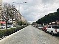 Empty street during the coronavirus pandemic in Bergama, İzmir.jpg