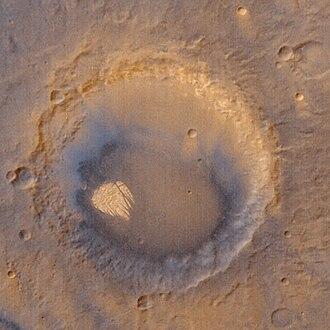 James B. Pollack - Image: En Pollack Mars crater