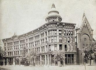 William Hayden English - English's Opera House