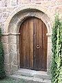 Entrada de l'Església de Sant Pere Desplà.jpg